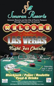 Las Vegas Night Poster (2)