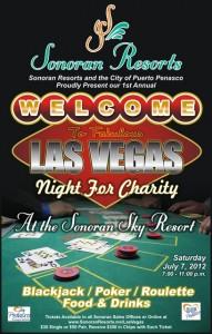 Las Vegas Night Poster (2)