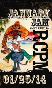 RCPM Jam '14 TXJJJJ14-2